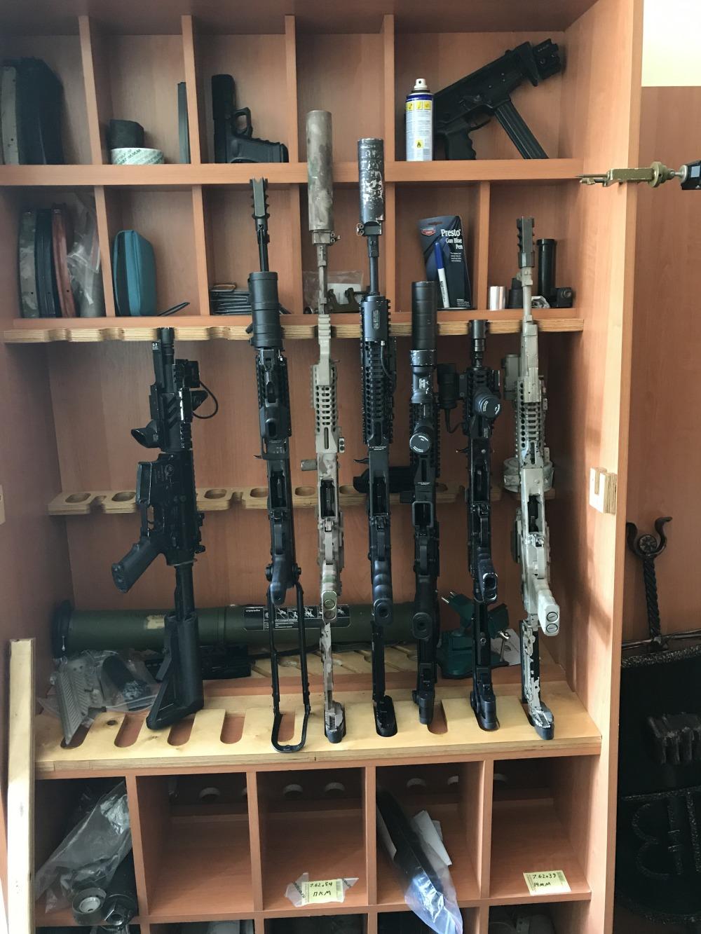 Authentic AK47 AK74 AR parts & Accessories | ILoveYouSVD